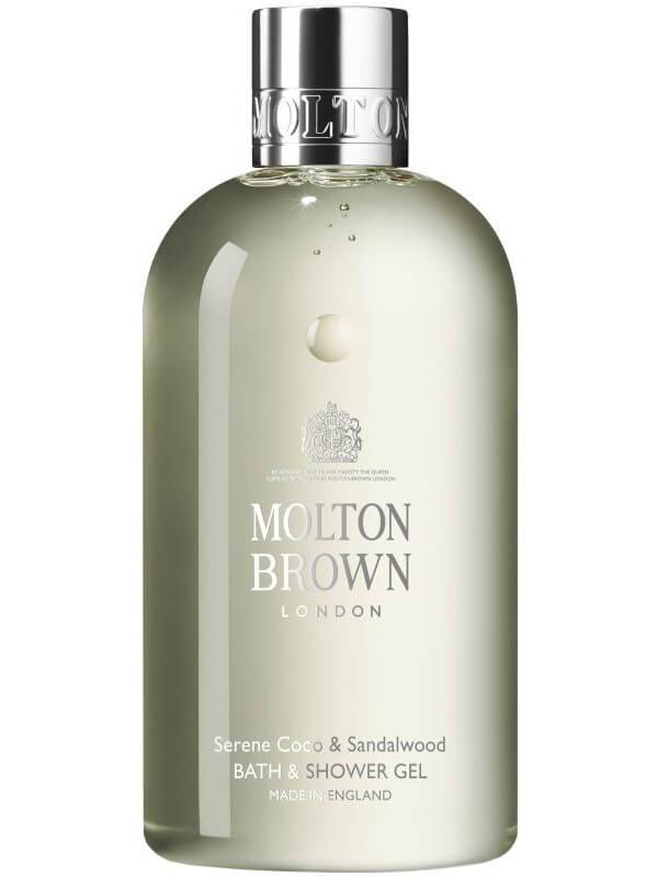 Molton Brown Serene Coco & Sandalwood Body Wash (300ml)
