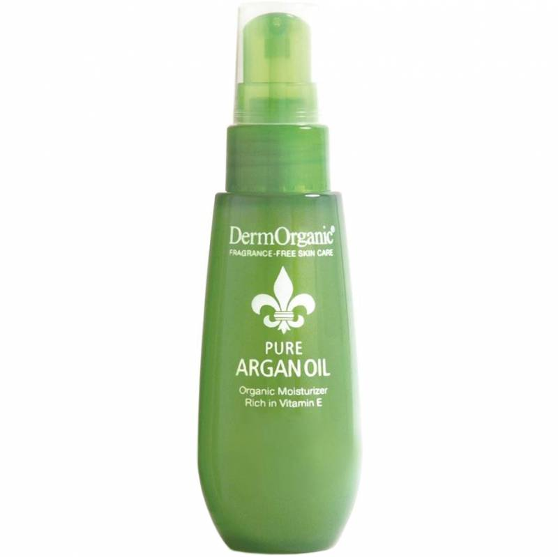 DermOrganic 100% Organic Pure Argan Oil (50ml)
