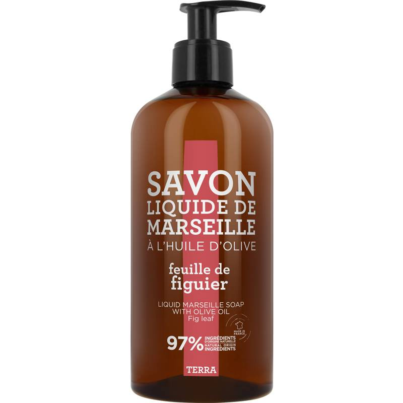 Compagnie de Provence Liquid Soap Fig Leaf (500ml)