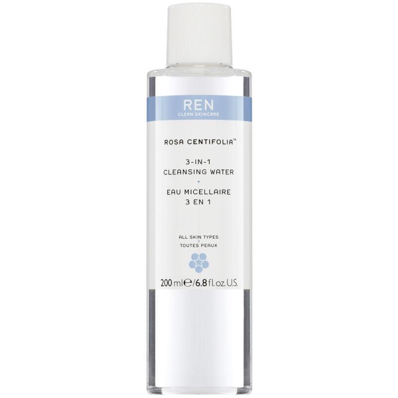 "REN Skincare ""REN Rosa Centifolia 3-In-1 Cleansing Water (200ml)"""