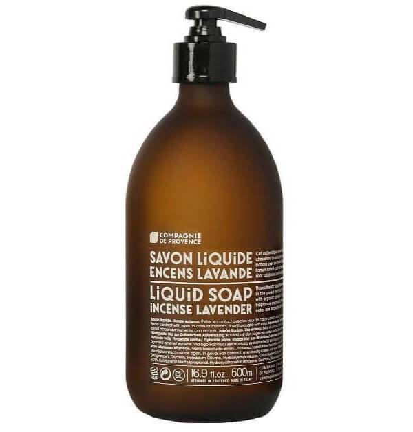 Compagnie de Provence Liquid Soap Incense Lavender (500ml)
