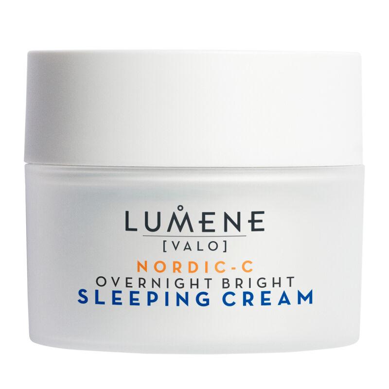 Lumene Valo Overnight Bright Vitamin C Sleeping Cream (50ml)