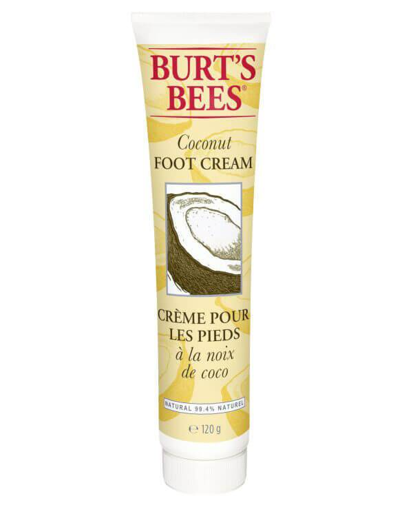 Burts Bees Foot Creme Coconut (120g)