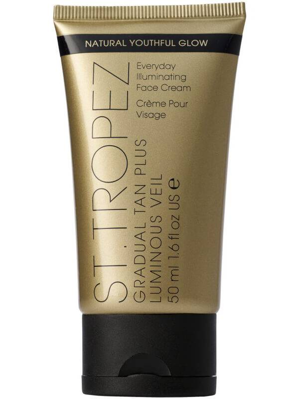 St. Tropez Gradual Tan Plus Luminous Veil Face Cream (50ml)