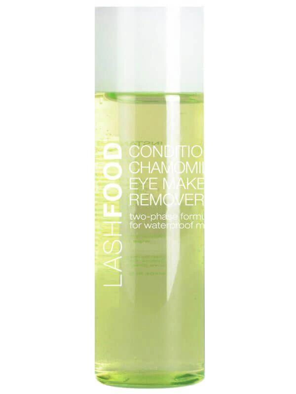 "LashFood ""LashFood Conditioning Chamomile Eye Makeup Remover (100ml)"""