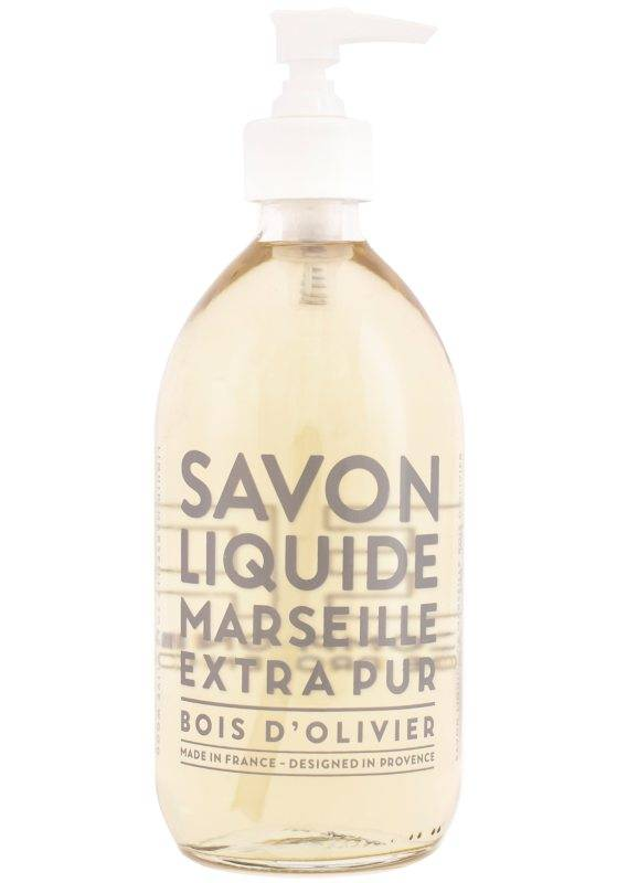 Compagnie de Provence Extra Pur Liquid Soap Olive Wood (500ml)