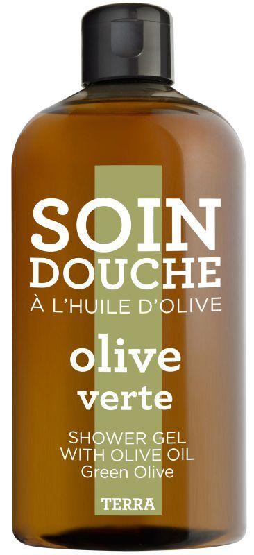 Compagnie de Provence Terra Shower Gel Green Olive (300ml)