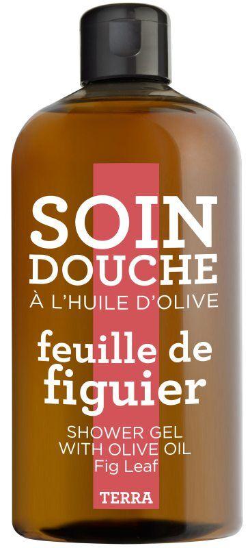 Compagnie de Provence Terra Shower Gel Fig Leaf (300ml)