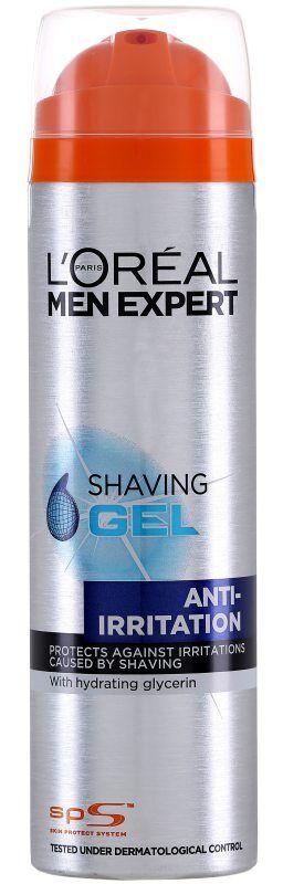 LOréal Men Expert Hydra Energetic Shaving Gel (200ml)