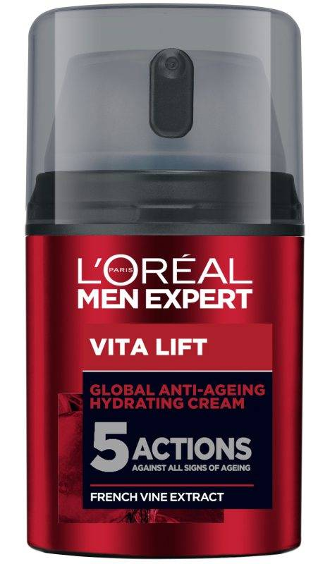 LOréal Men Expert Vita Lift 5 Anti-Ageing Cream (50ml)