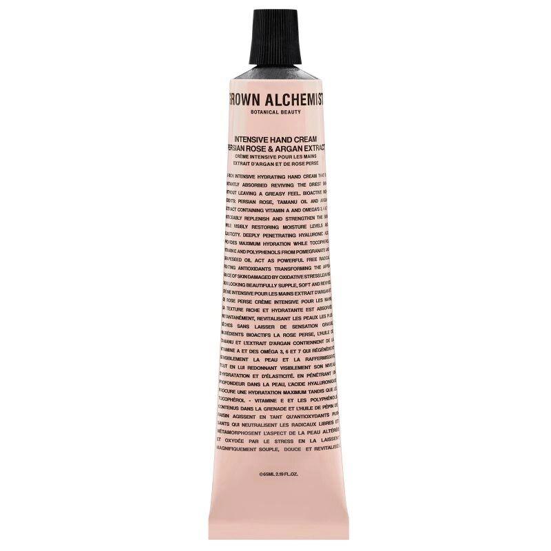 Grown Alchemist Intensive Hand Cream Persian Rose & Argan Extract (65ml)