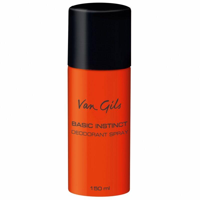 Van Gils Basic Instinct Deodorant Spray (150ml)
