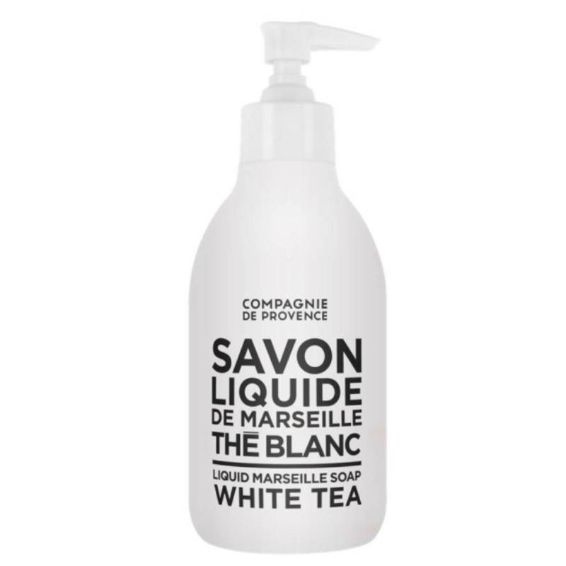 """Compagnie de Provence """"Compagnie de Provence Liquid Soap White Tea (300ml)"""""""