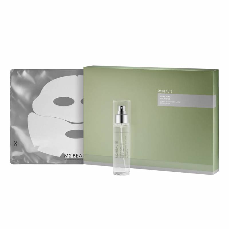 """M2 Beaute """"M2 Beaute Ultra Pure Solution Hybrid Second Skin Mask Brown Alge"""""""