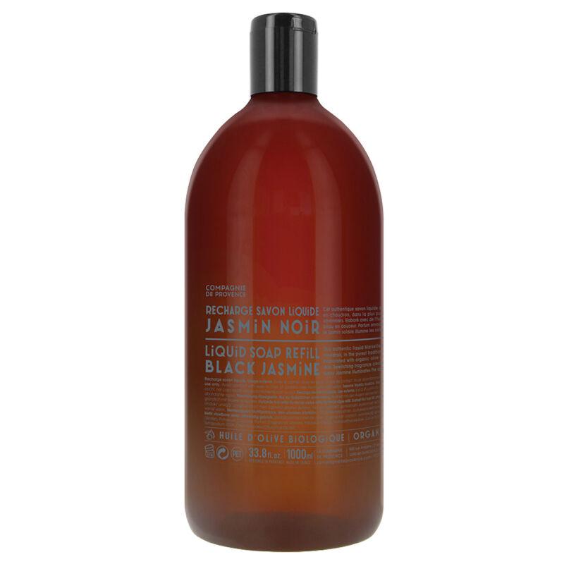 """Compagnie de Provence """"Compagnie de Provence Version Originale Liquid Soap Refill Black Jasmine (1000ml)"""""""