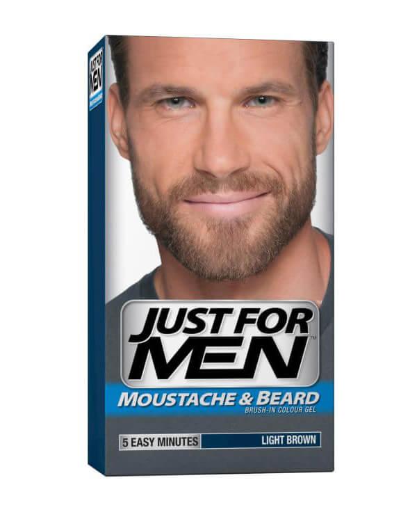 Just For Men Light Brown (Beard)