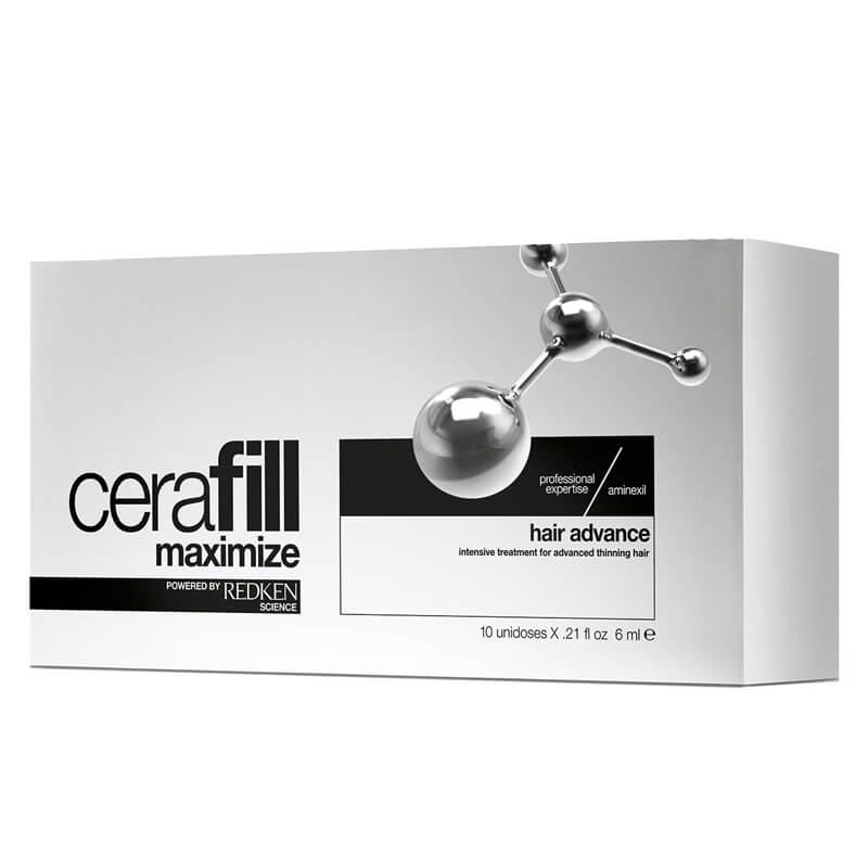 Redken Cerafill Maximize Aminexil Hair Advance (10x6ml)
