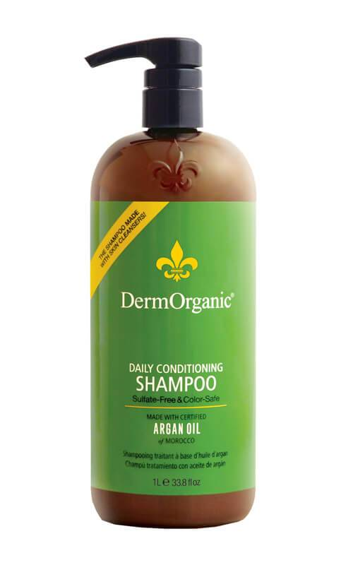 DermOrganic Daily Conditioning Shampoo (1000ml)