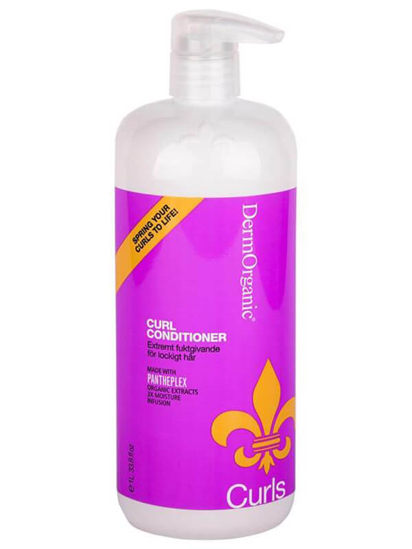 Dermorganic Organic Curl Conditioner - 1000ml
