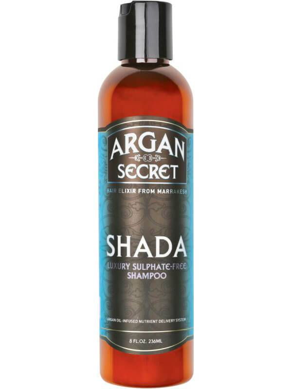Argan Secret Shada Shampoo (236ml)