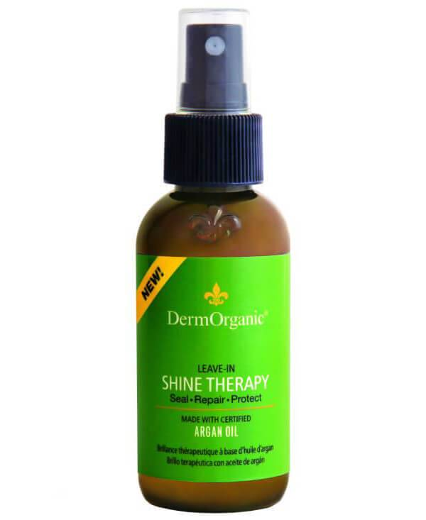 DermOrganic Argain Oil Leave-In Shine Therapy (100ml)