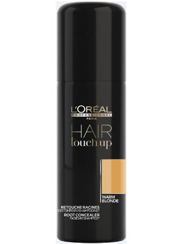 LOreal Professionnel Hair Touch Up Warm Blonde (75ml)