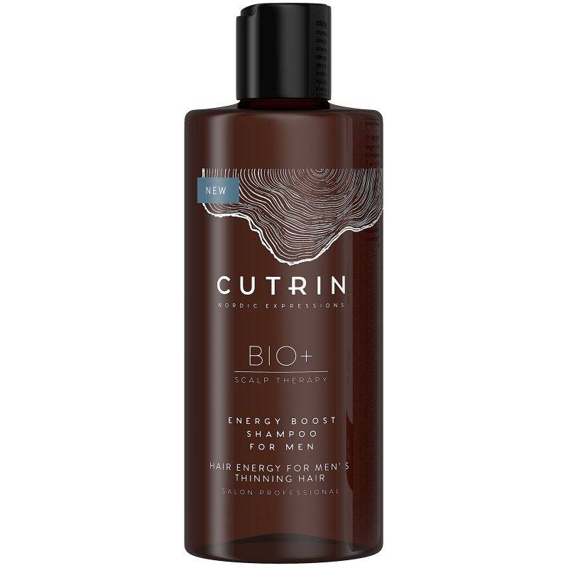 Cutrin Bio+ Energen Boost Shampoo For Men (250ml)