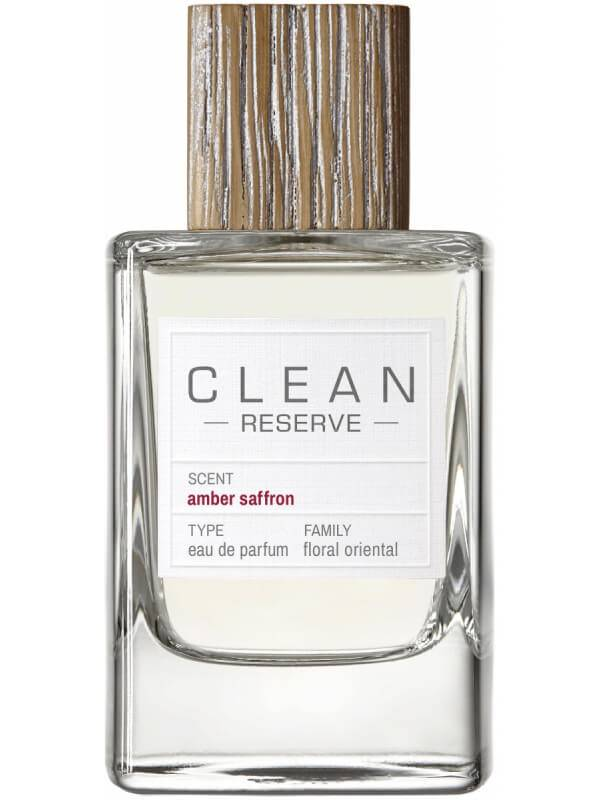 Clean Reserve Amber Saffron EdP (100ml)