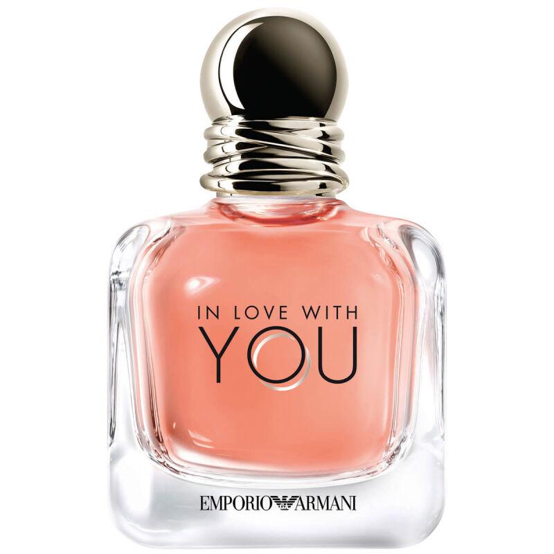 Image of Giorgio Armani Emporio Armani In Love With You EdP (50ml)