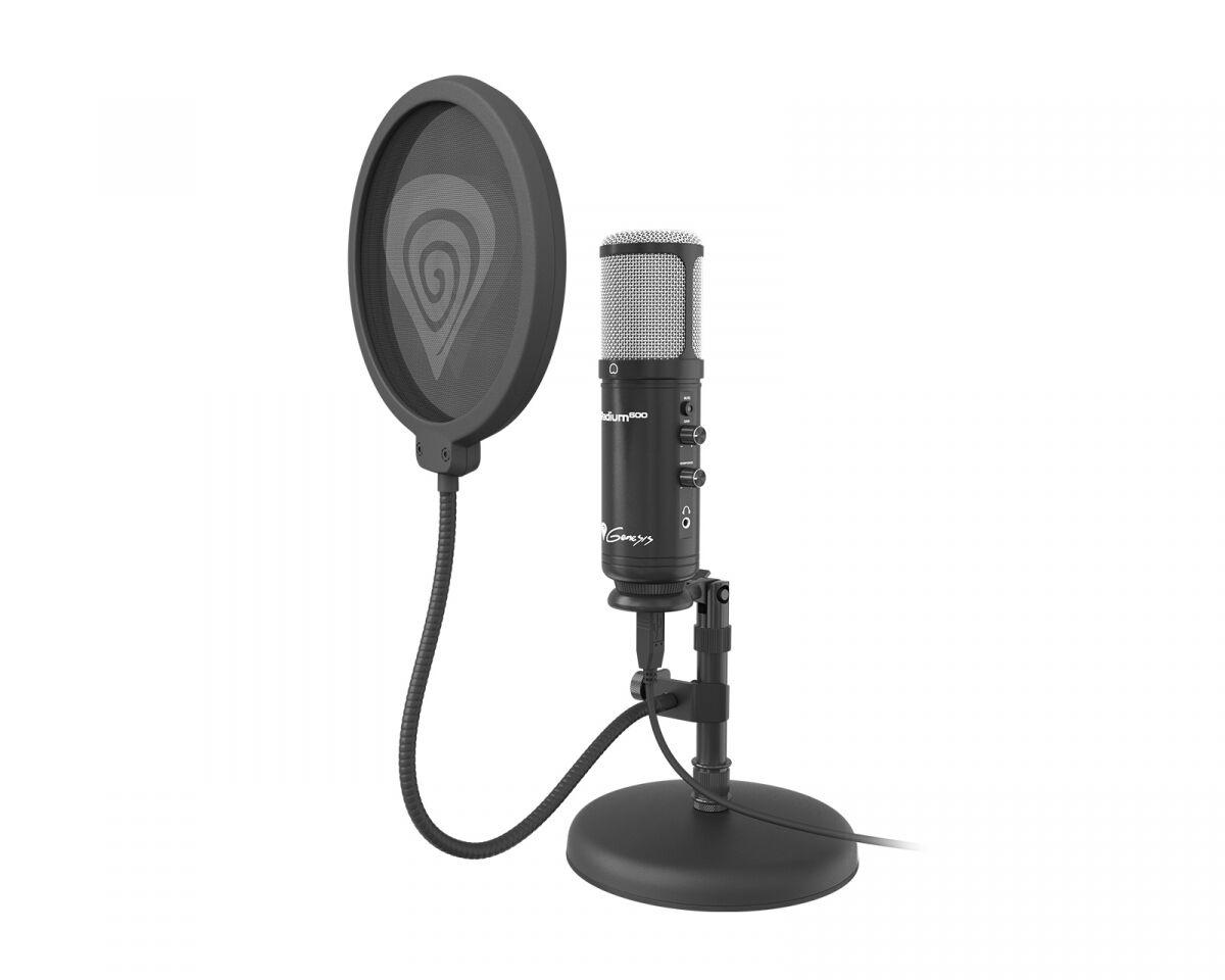 Genesis Radium USB -Mikrofoni streamereille