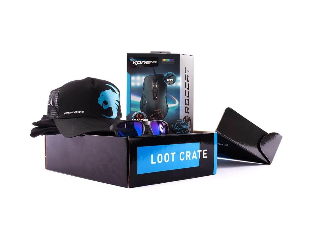Roccat Brand Box