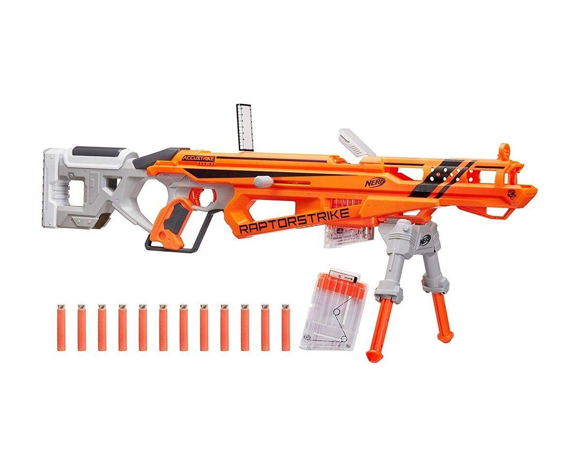 Nerf Fortnite AccuStrike Raptor Strike -vaahtomuoviammusase