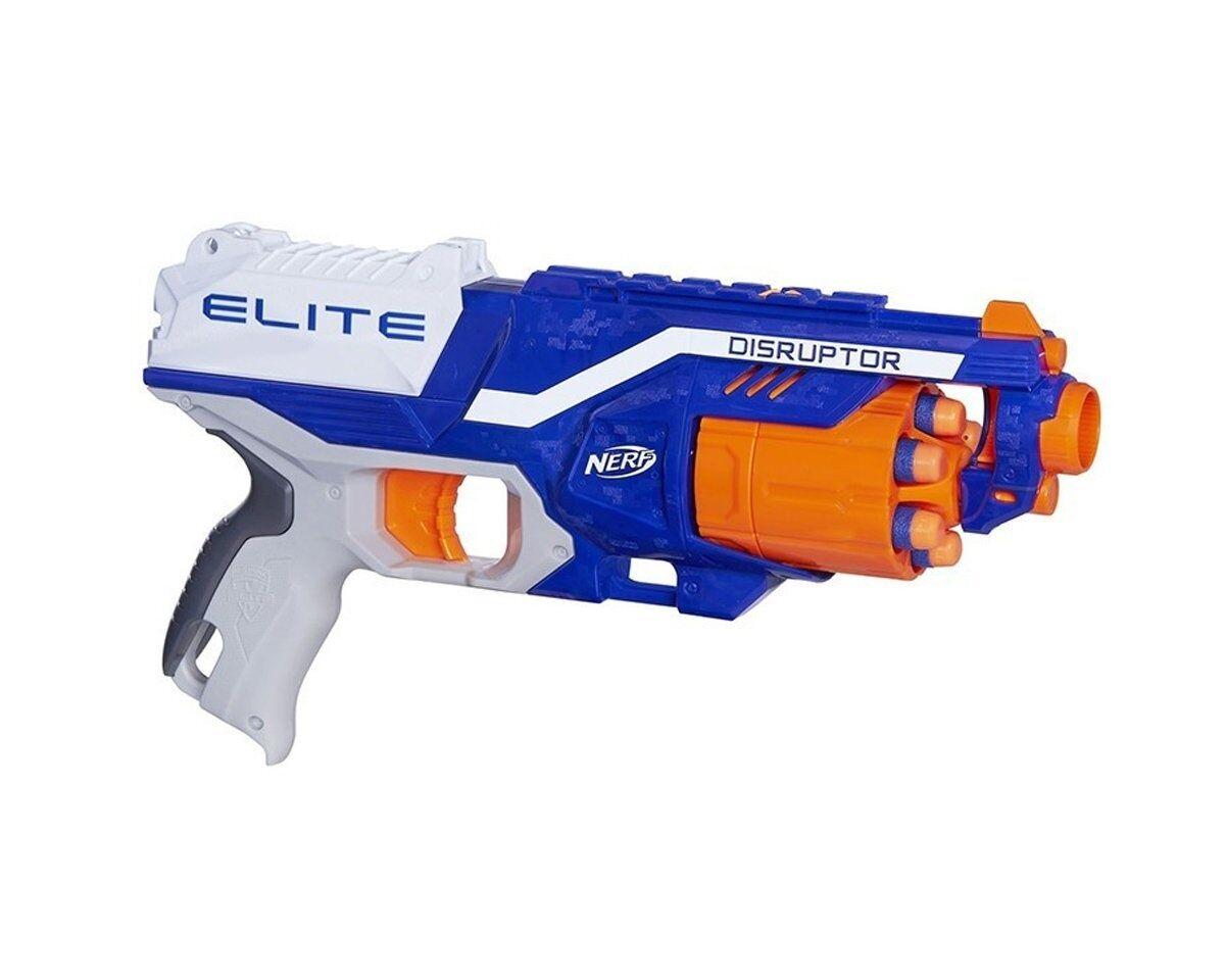 Nerf Fortnite N-Strike Elite Disruptor -vaahtomuoviammusase