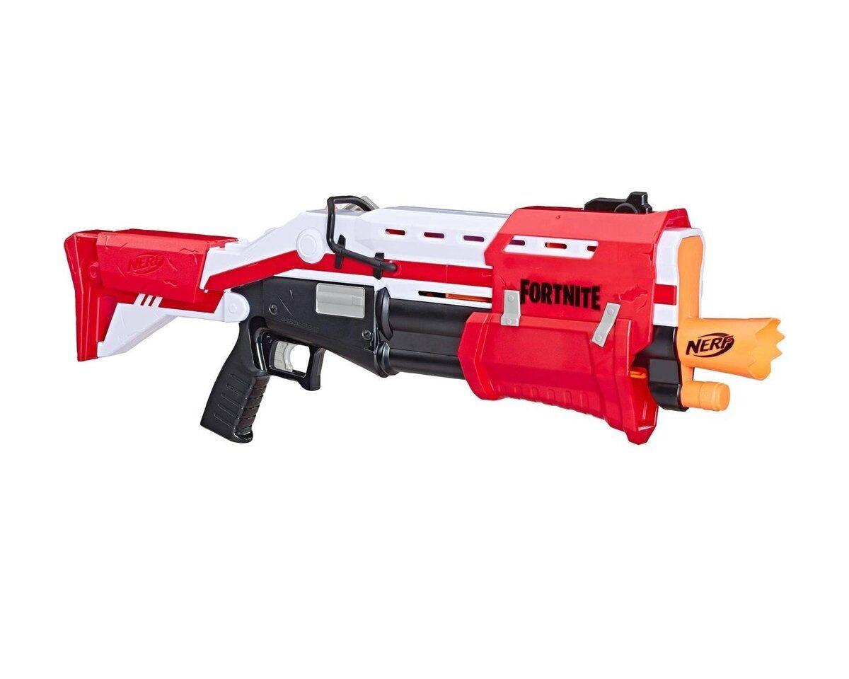 Nerf Fortnite TS Blaster -vaahtomuoviammusase