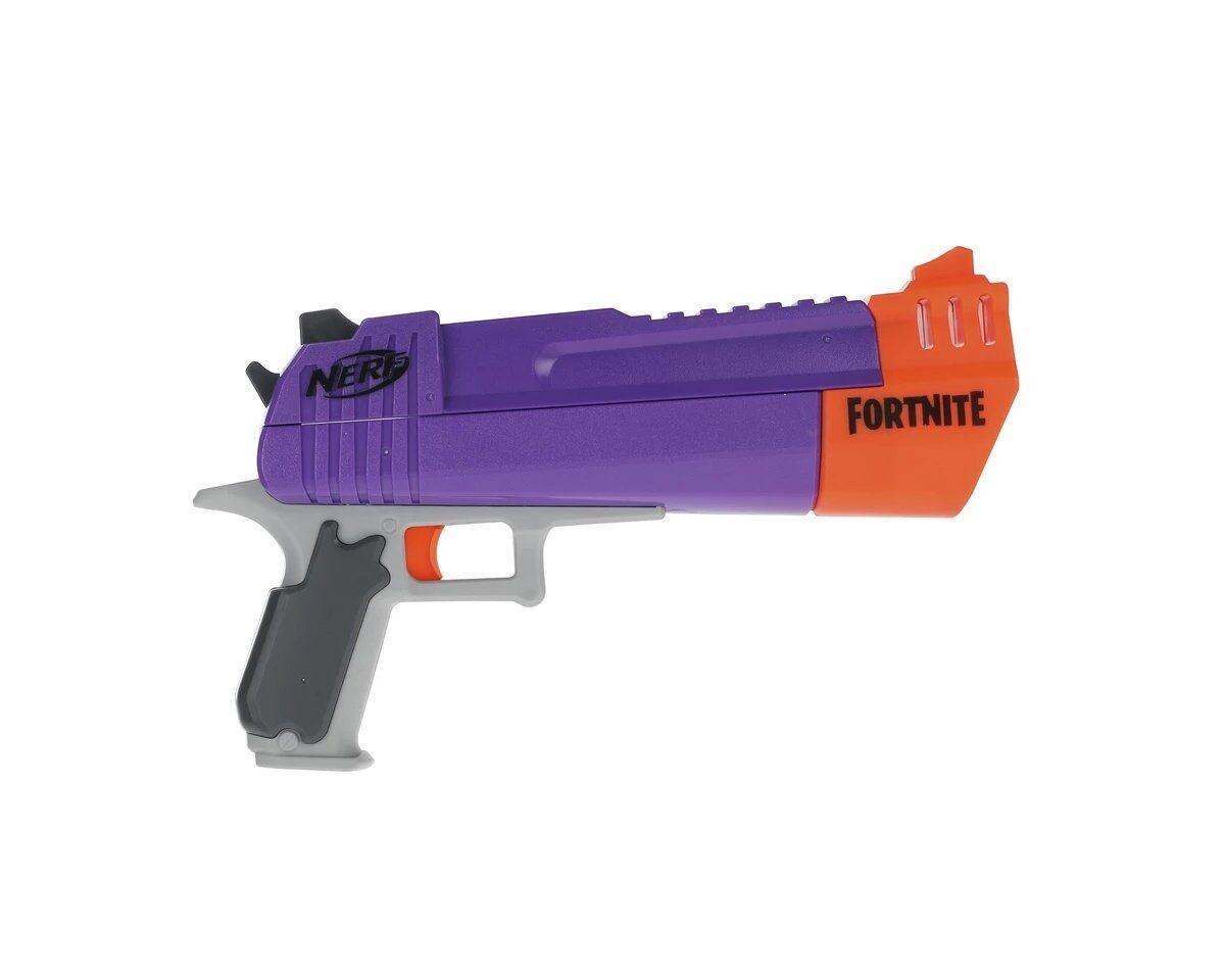 Nerf Fortnite HC-E Haunted Hand Cannon -vaahtomuoviammusase