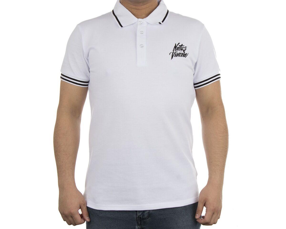 Natus Vincere Polo Shirt, collection 2017 - Valkoinen