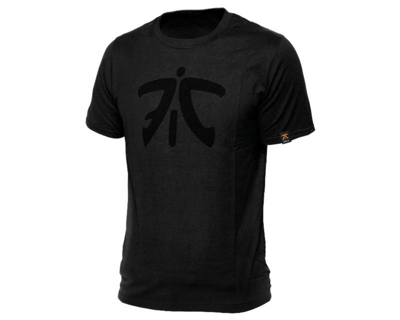 Fnatic Black Line Collection Crew Neck