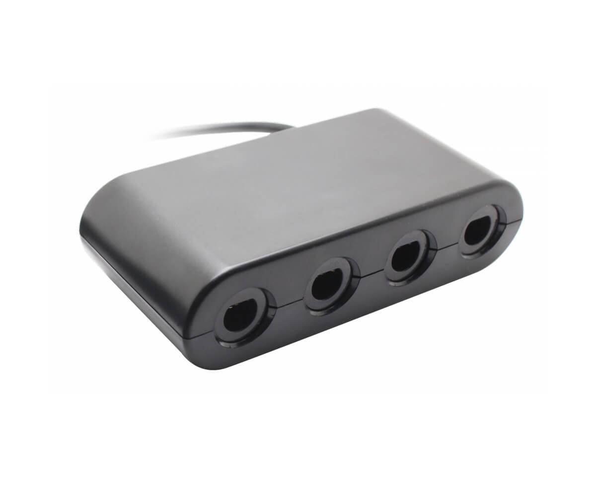 Nintendo Piranha GameCube Controller Adapter
