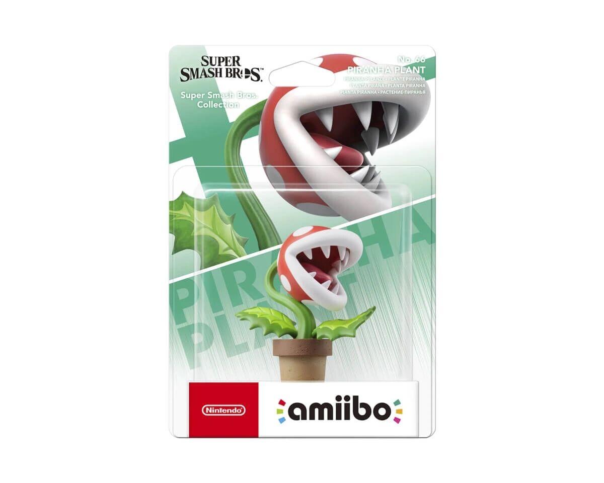 Nintendo amiibo Super Smash Bros. Piranha Plant