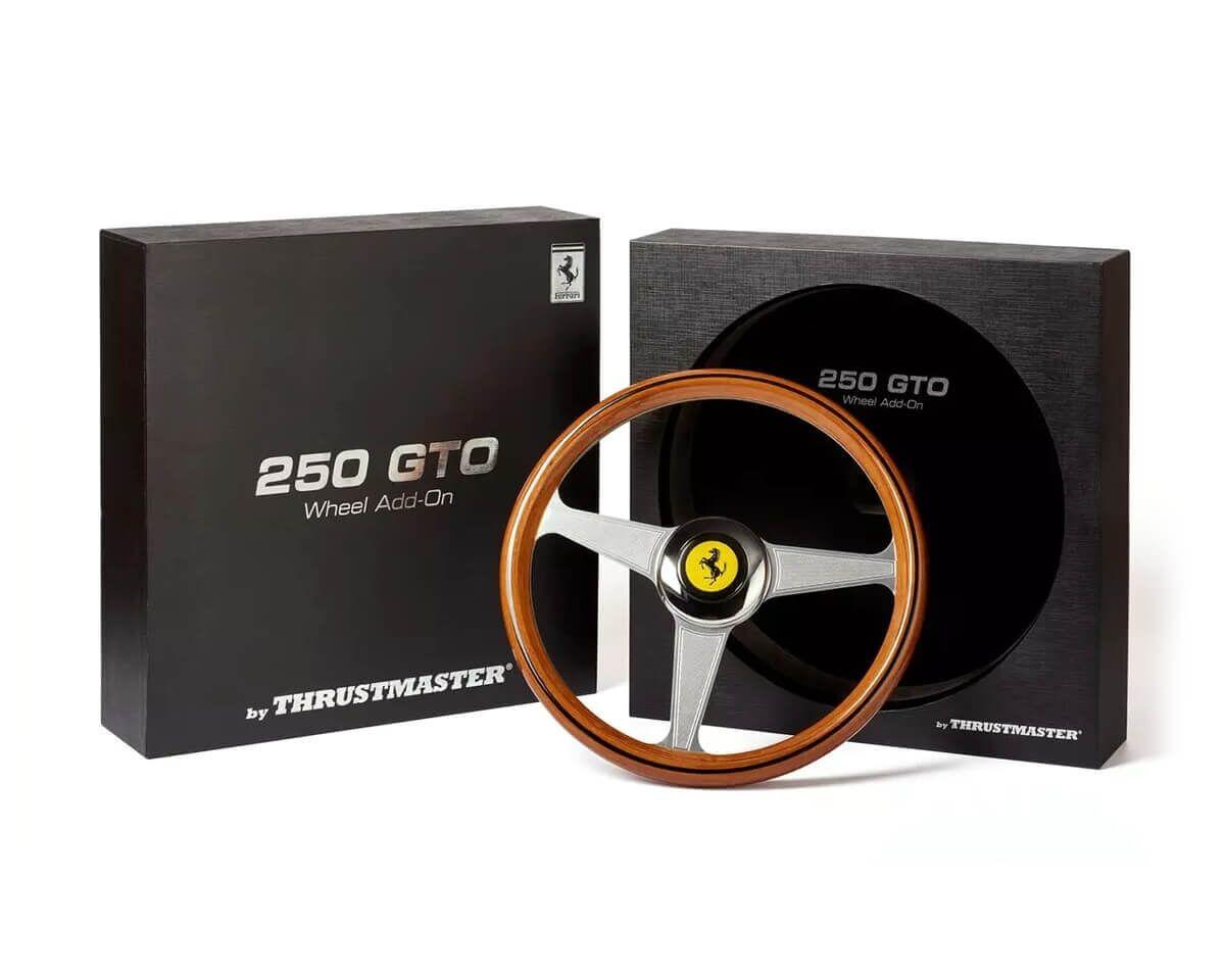 Thrustmaster Ferrari 250 GTO Vintage Wheel Add-On ratti rungoille