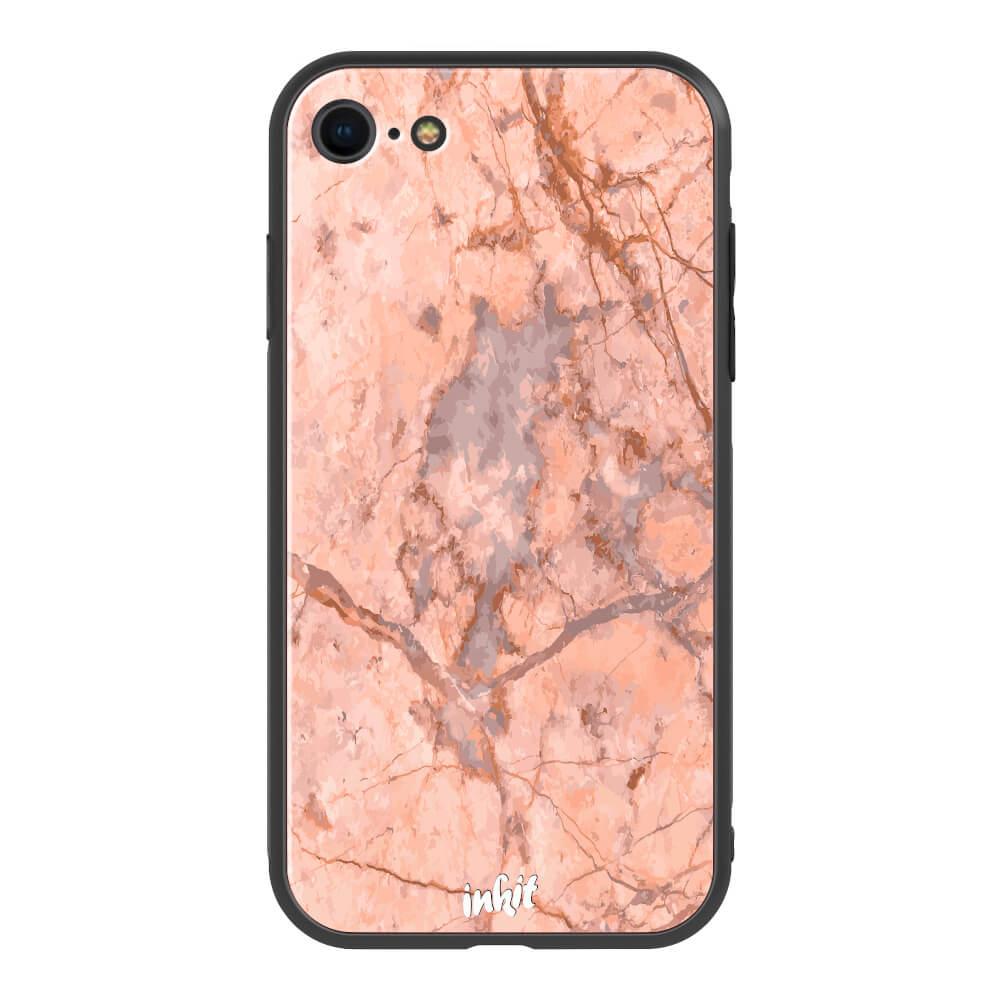 Apple iPhone 7 / 8 Inkit Suojakuori, Rose Marble