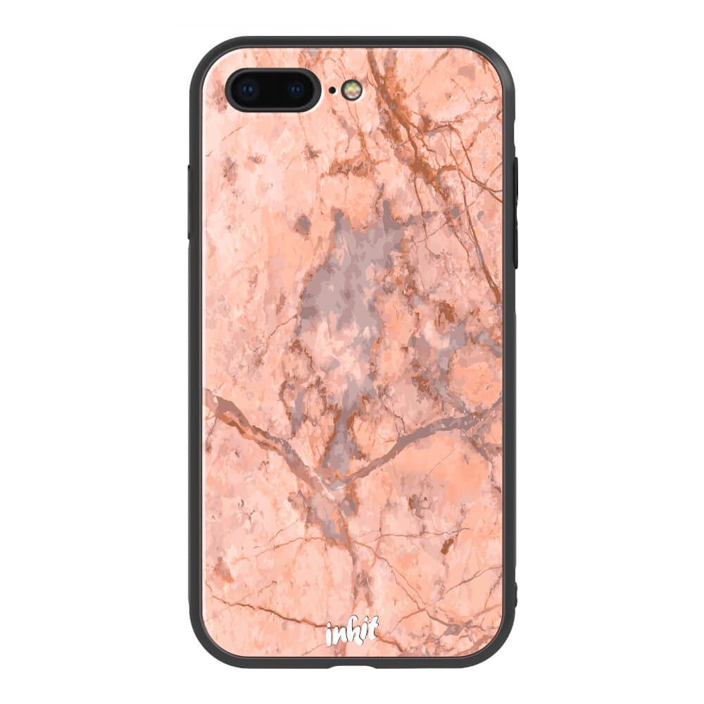Apple iPhone 7 Plus / 8 Plus Inkit Suojakuori, Rose Marble