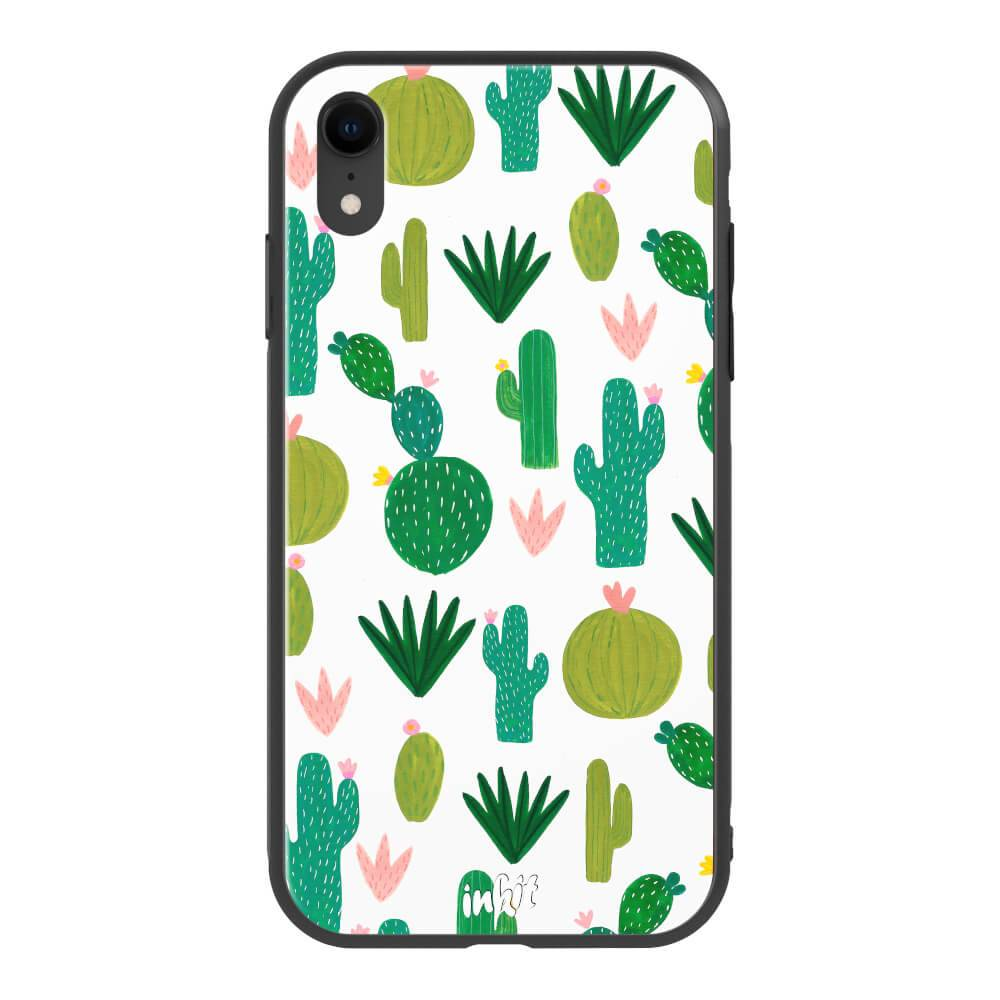 Apple iPhone XR Inkit x Artiisan Suojakuori, Desert Rose