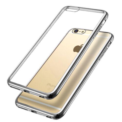 Apple iPhone 6 / 6s Lux Suojakuori, Hopea