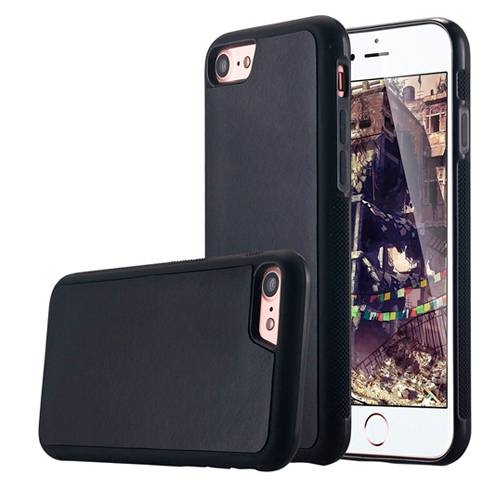 Apple iPhone 7 / 8 Anti Gravity Suojakuori, Musta