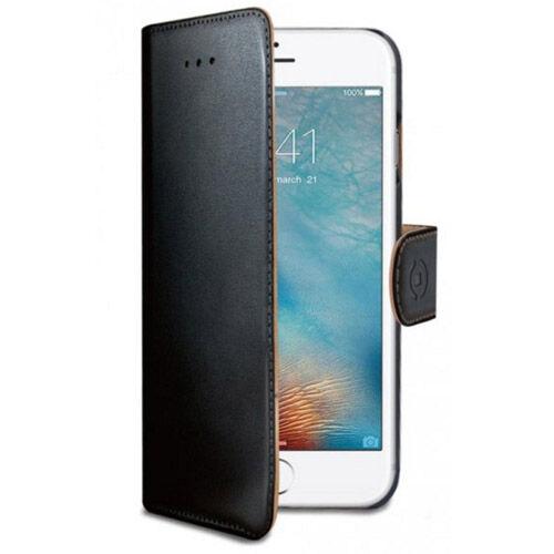 Apple iPhone 7 / 8 Celly Wally Suojakotelo, Musta