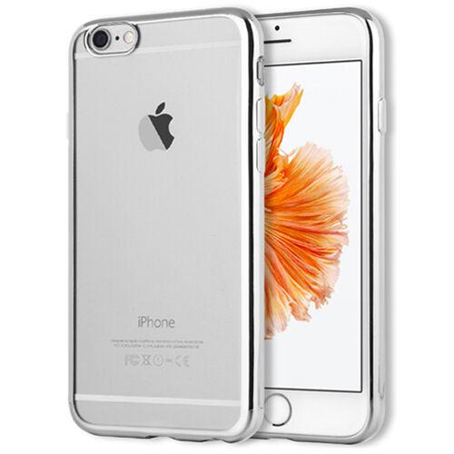 Apple iPhone 7 / 8 Lux Suojakuori, Hopea