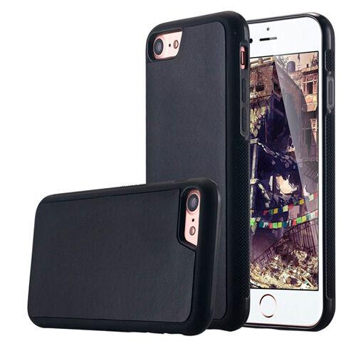 Apple iPhone 7 Plus / 8 Plus Anti Gravity Suojakuori, Musta