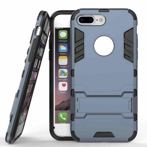 Apple iPhone 7 Plus / 8 Plus Armor Suojakuori, Musta