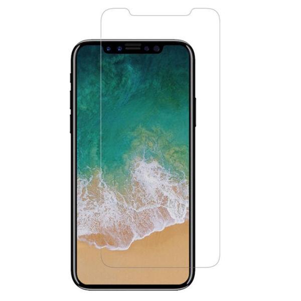 Apple iPhone X / XS / 11 Pro Näytön Suojakalvo, Kirkas (2kpl)